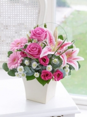 Exquisite Arrangement-pink